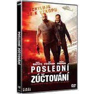 Poslední zúčtování - DVD - Film na DVD