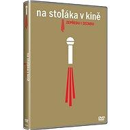 Na stojáka v kině - Zepředu i zezadu - DVD - Film na DVD