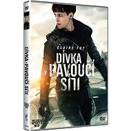 Dívka v pavoučí síti - DVD - Film na DVD