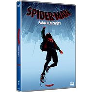 Spider-man: Parallel Worlds - DVD - DVD Movies