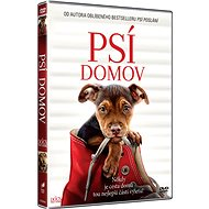 Psí domov - DVD - Film na DVD