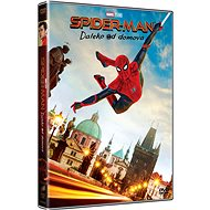 Spider-Man: Daleko od domova - DVD - Film na DVD