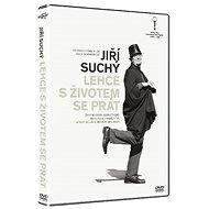 Jiří Suchý - Lehce s životem se prát - DVD - Film na DVD
