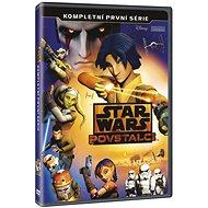 Film na DVD Star Wars Povstalci - Kompletní 1. série (3DVD) - DVD