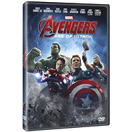 Avengers: Age of Ultron - DVD - Film na DVD
