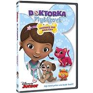 Doktorka Plyšáková: Ordinace pro mazlíčky - DVD - Film na DVD