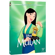 Legenda o Mulan S.E. (Edice Disney klasické pohádky) - DVD