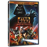 Film na DVD Star Wars Povstalci - Kompletní 2. série (4DVD) - DVD - Film na DVD