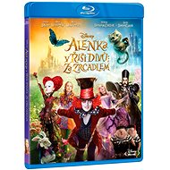 Alice in Wonderland: Behind the Mirror - Blu-ray - Blu-ray Movies