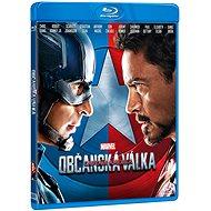 Film na Blu-ray Captain America: Občanská válka - Blu-ray