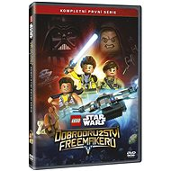 Lego Star Wars The Adventures of Freemakers - Season 1 (2DVD) - DVD - DVD Movies