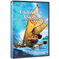 Brave Vaiana: The Legend of the End of the World - DVD - DVD Movies