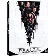 Rogue One: Star Wars Story 3D+2D (3 disky: 3D+2D film +bonusový disk) - Blu-ray - Film na Blu-ray