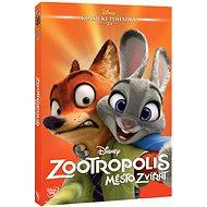 Zootropolis: City of Animals - DVD - DVD Movies