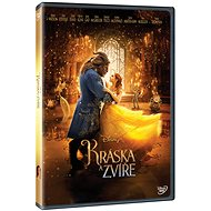 Kráska a zvíře - DVD - Film na DVD