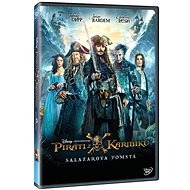 Piráti z Karibiku 5: Salazarova pomsta - DVD