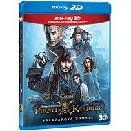 Piráti z Karibiku 5: Salazarova pomsta 3D+2D (2 disky) - Film na Blu-ray