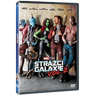 Film na DVD Strážci Galaxie Vol. 2 - DVD
