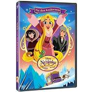 Na vlásku: Na den královnou - DVD - Film na DVD