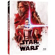 Star Wars The Last of the Jedi (2BD: 2D + bonus disc) - Limited Edition Resistance - Blu-ray - Blu-ray Movies