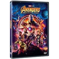 Avengers: Infinity War - DVD - Film na DVD