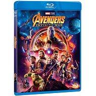 Film na Blu-ray Avengers: Infinity War - Blu-ray