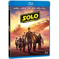 Solo: Star Wars Story (2BD: 2D version + bonus disc) - Blu-ray - Blu-ray Movies