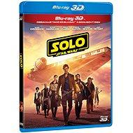 Solo: Star Wars Story 3D + 2D (3 discs: 3D + 2D movie + bonus disc) - Blu-ray - Blu-ray Movies