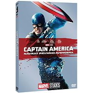 Captain America: The Return of the First Avenger - DVD - DVD Movies