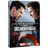 Captain America: Občanská válka - DVD - Film na DVD