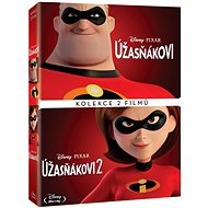 Amazing Collection 1. +2. (2DVD) - DVD - DVD Movies