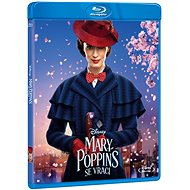 Mary Poppins se vrací (Blu-ray) - Film na Blu-ray