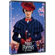 Mary Poppins se vrací - DVD - Film na DVD