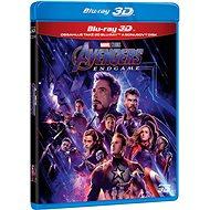 Avengers: Endgame 3D + 2D (3 discs) - Blu-ray - Blu-ray Movies