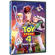 Toy Story 4: Příběh hraček - DVD - Film na DVD