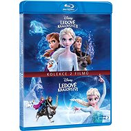 Ice Kingdom - Collection 1 + 2 (2BD) - Blu-ray - Blu-ray Movies