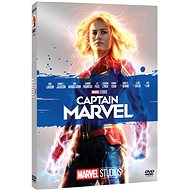 Captain Marvel (Marvel Edition 10 years) - DVD - DVD Movies