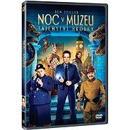 Noc v muzeu: Tajemství hrobky - DVD