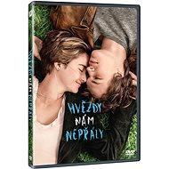Hvězdy nám nepřály - DVD - Film na DVD
