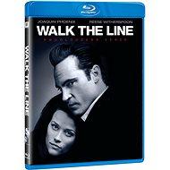 Film na Blu-ray Walk the Line (prodloužená verze) - Blu-ray