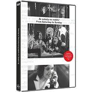 Ze soboty na neděli (DIGITÁLNĚ RESTAUROVANÝ FILM) - DVD - Film na DVD