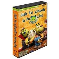 Jak to chodí u hrochů (3DVD) - DVD