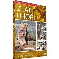 Zlatí úhoři - DVD - Film na DVD