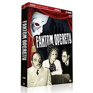 Fantom operety (5DVD) - DVD
