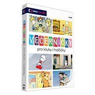 Večerníčky pro kluky i holčičky (3DVD) - DVD - Film na DVD