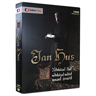 Jan Hus (3DVD + CD) - DVD - Film na DVD