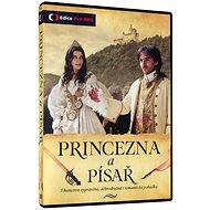 Princezna a písař - DVD - Film na DVD