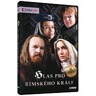 Hlas pro římského krále + bonus Náš Karel IV. (3DVD) - DVD - Film na DVD