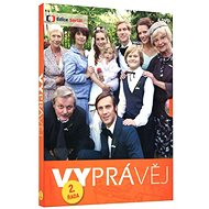 Vyprávěj- Series 2 (4 DVDs) - DVD - DVD Movies