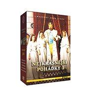 Film na DVD Kolekce Nejkrásnější pohádky 1. (4DVD) - DVD
